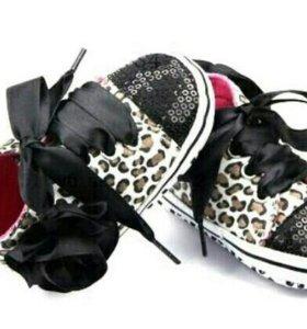 Обувь на мягкой подошве 14 см