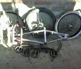 Запчясти на велосипед