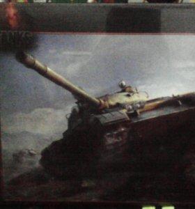 Пазлы World of Tanks
