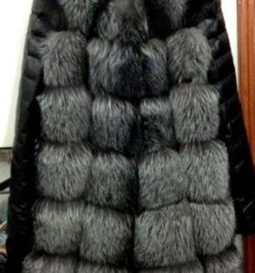 Продам куртку,искусственный мех
