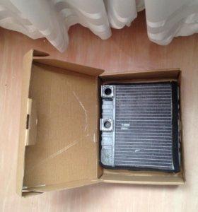 Радиатор печки BMW e46