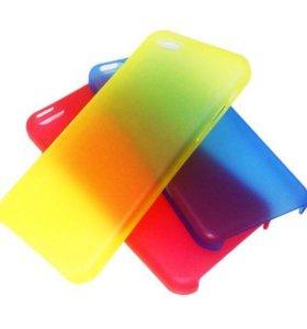 Ультратонкий чехол iPhone 5c (полипропилен)