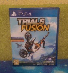 Trials fusion для ps4