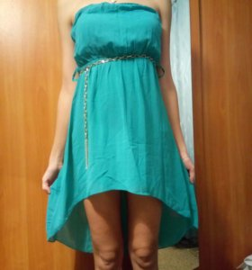 Шикарное платье,брала в Италии