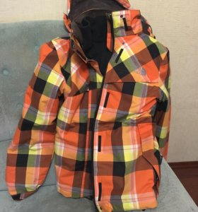 Бордическая куртка в отличном состоянии