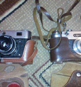 Фотоаппарат Зоркий-5,ФЭД-3