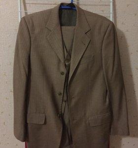 Итальянский костюм Altero, мужской