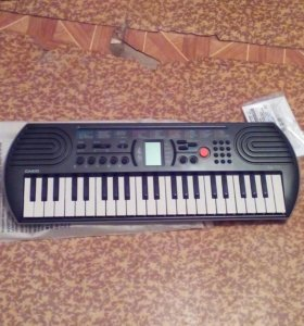 Синтезатор новый с документами