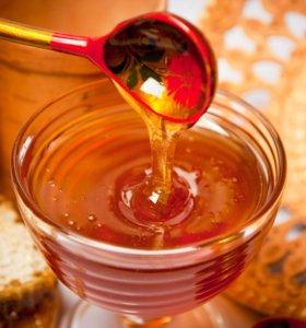 Мёд натуральный деревенский