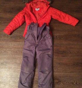 Куртка и штаны (зима)