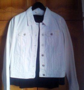 Новая ОСТИН джинсовая куртка