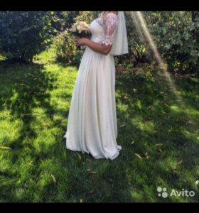 Свадебное платье на продажу или прокат!