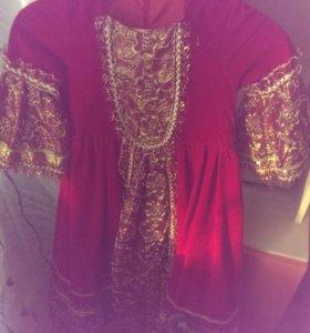 Новогоднее платье -Боронесса