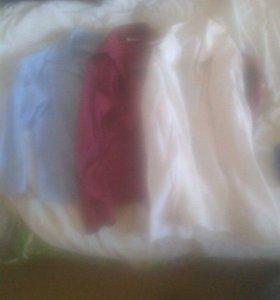 Костюм(рубашки,брюки,жилетка и пиджак).