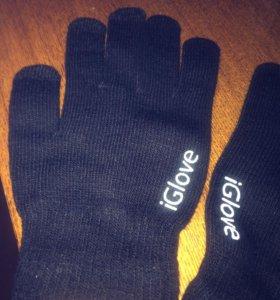 Перчатки для сенсорных гаджетов