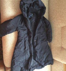 Пальто зимнее Gulliver