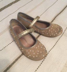 Туфли на липучке Melania р. 32 Италия