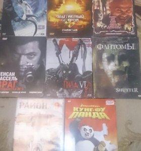 Продам сборник фильмов на диске.