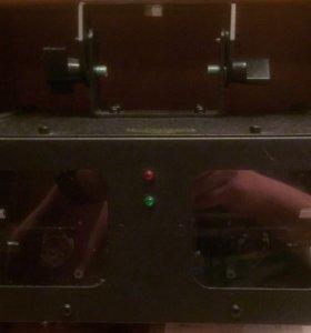 American DJ DUO Scan RG двойной сканирующий лазер