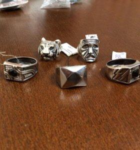 Кольцо мужское (печатка) сталь