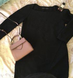 Плотное платье Zara