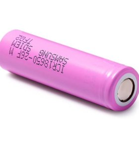 Аккумуляторы 18650 Samsung 2600mAh 26F
