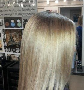 Ботокс для волос Tahe Magic