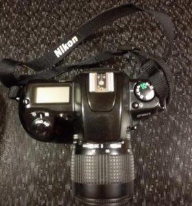 Пленочный фотоаппарат Nikon