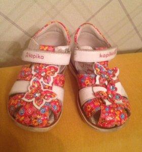 туфли для девочки 👣