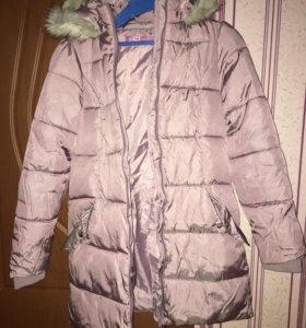 Куртка зимняя❄️,тёплая