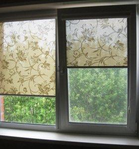 Рулонные шторы, Жалюзи всех видов