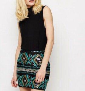 Платье Xs, S, M и юбка Xs/S