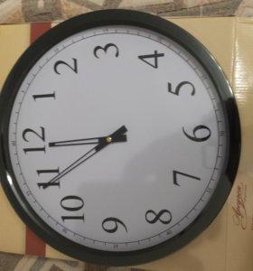 Часы вторичные настенные