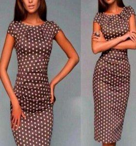 Платье в стиле Красотки. Новое