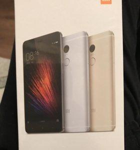 Xiaomi redmi note 4 64 Gb новый