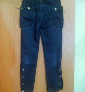Брюки детские джинсовые