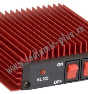Усилитель автомобильной радиостанции