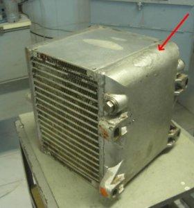 Ремонт радиаторов куллеров баков пайка