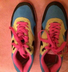Кроссовки Nike Air Max жегские