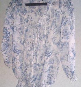 Блузка новая befree