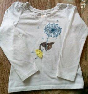 Фирменная одежда для девочки 5 лет