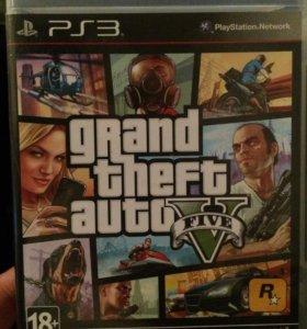 PS3 GTA V
