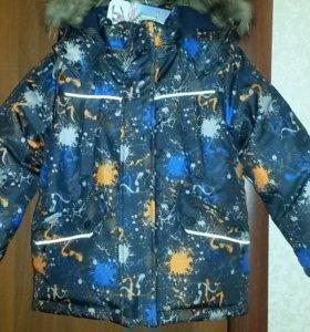 Новая куртка р110