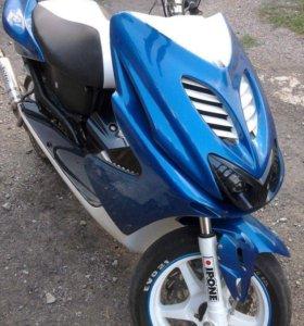 Ремонт скутеров, квадроциклов, мотоциклов.