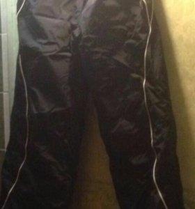 Горнолыжные брюки(на фото мятые)новые