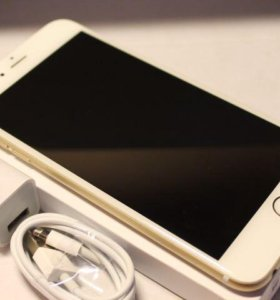 Apple iPhone 6+(Plus) Gold 16gb неверлок