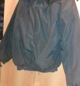 Куртка мужская 52/54 размера