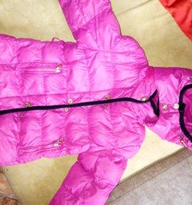 Курточка от  3-до 5 лет  весна