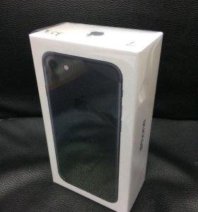 iPhone 7 32 чёрный матовый