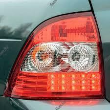 Светодиодные задние фонари на Приору, Гранту